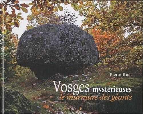 Lire un Vosges mystérieuses : Le murmure des géants pdf ebook