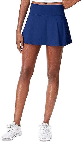 Ideology $49 Womens New Black Holed Mini Active Wear Skort XS B+B