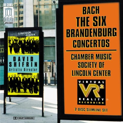 Bach: The Brandenburg Concertos Bach Chamber Music