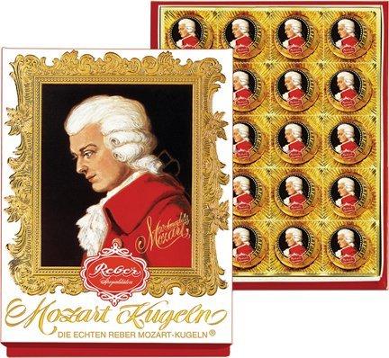 Reber Large Portrait Mozart ()