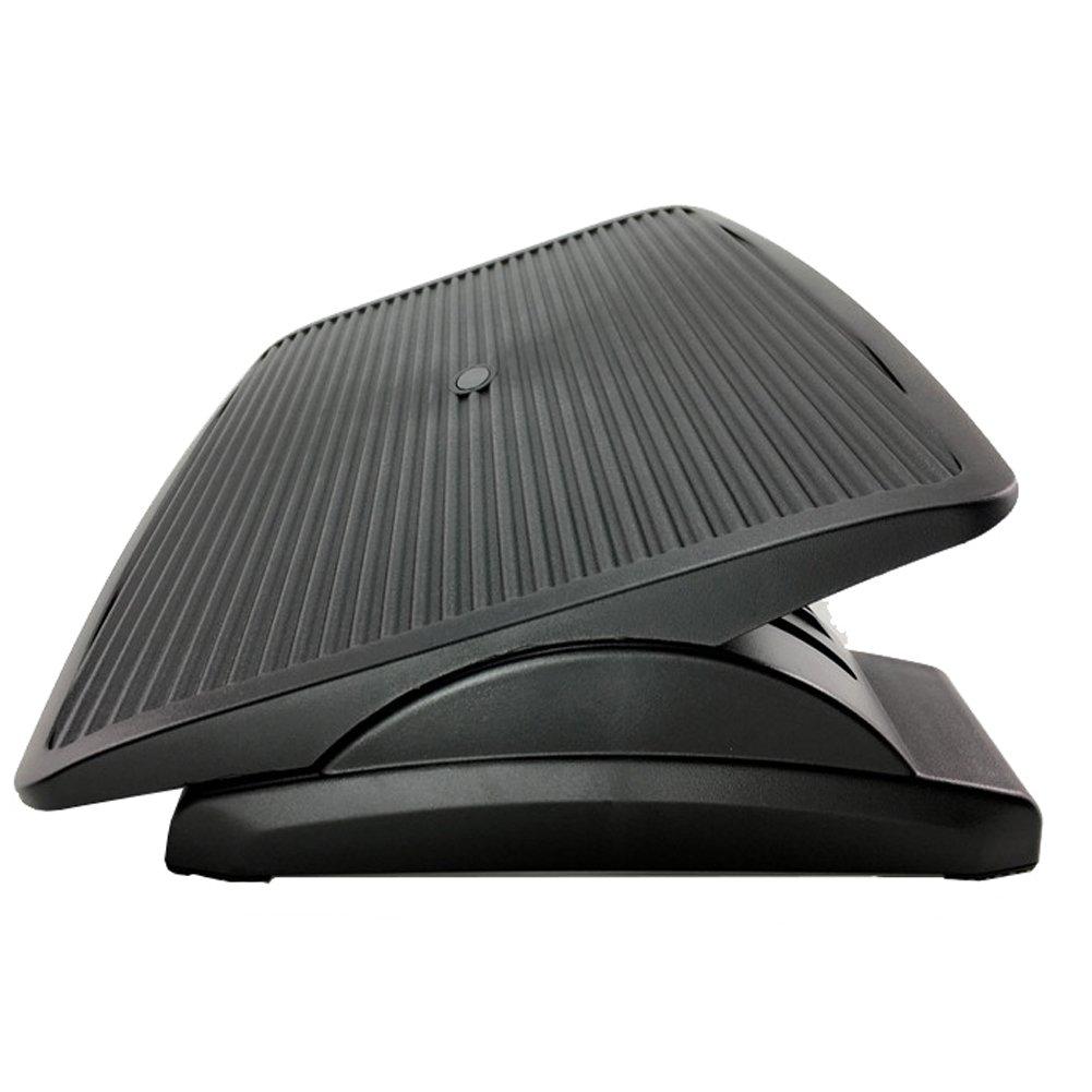 新品入荷 wgwioo Footrest wgwioo Rocking調節可能な角度Tiltingホームオフィスマッサージ足残り Footrest、ブラック B07CJWJL5N B07CJWJL5N, igarden:ae210513 --- svecha37.ru