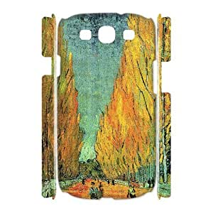 Case Of Vincent Van Gogh Customized Hard Case For Samsung Galaxy S3 I9300