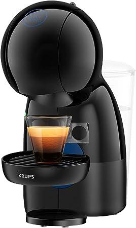 Nescafè Dolce Gusto Piccolo XS KP1A05KA Máquina para café espresso en cápsulas y otras bebidas manual negra: Amazon.es: Hogar