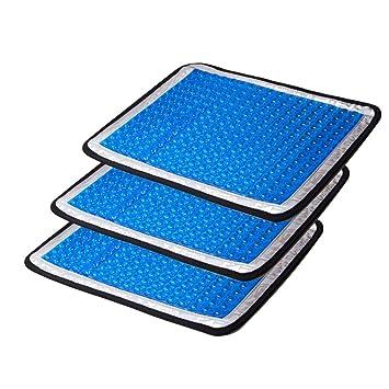 Nuevo Cojín de silla de gel de silicona suave Almohadilla de ...