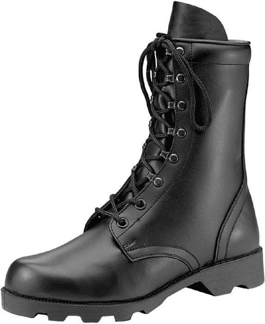 【保存版】 ブラックレザーMilitary Combat Boots 12 B07D9JZYPP B07D9JZYPP Combat 12, アネット汐留:21e8b4d8 --- rcavalcantiadvogados.com.br