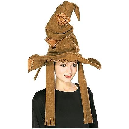 Harry Potter Sombrero Seleccionador de Hogwarts adulto Asistente de  vestuario de películas de calidad con licencia a6624bf14dd