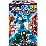 66アクションダッシュ ロックマン2 (10個入) 食玩・ガム (ロックマン)