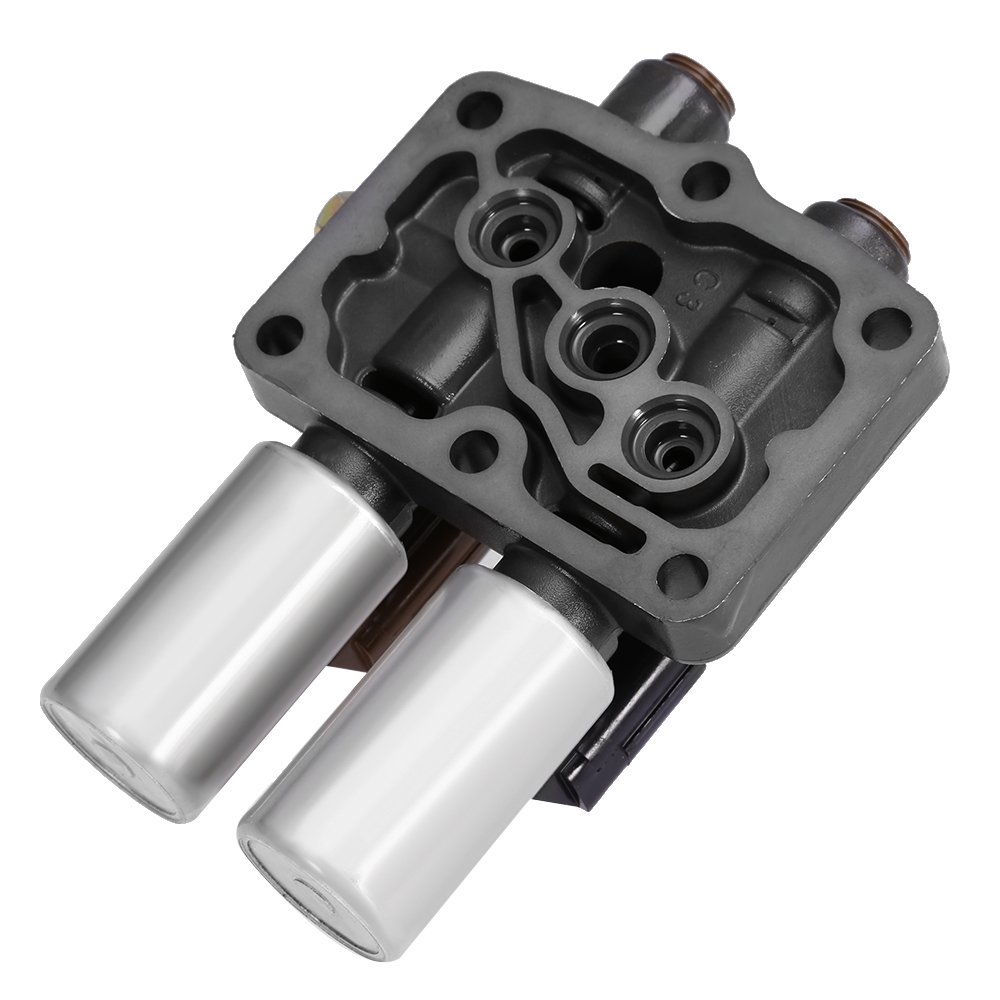 Dual Linear Transmission Solenoid 28250 P6h 024 For 1999 Honda Accord Shift Odyssey Prelude Pilot Acura Mdx Cl Tl Automotive