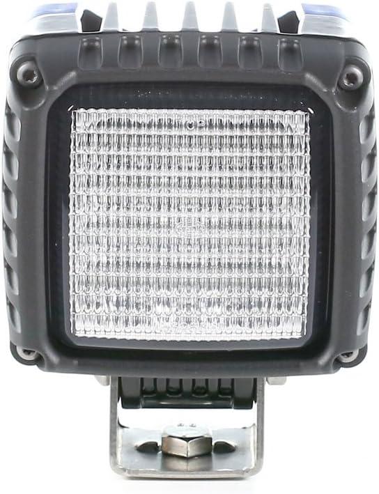 Anbau//Rohrstutzen Nahfeldausleuchtung stehend LED Hella 1GA 996 192-051 Arbeitsscheinwerfer Power Beam 3000 3000lm 12V//24V
