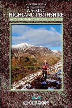 Book Walking Highland Perthshire (Mountain Walking)