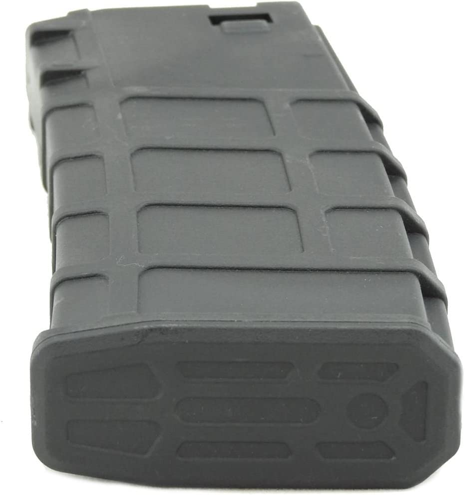 Lonex Airsoft M Series Scar Plastic Black PMAG Magazine 200 RDS ASG MID Cap : Sports & Outdoors
