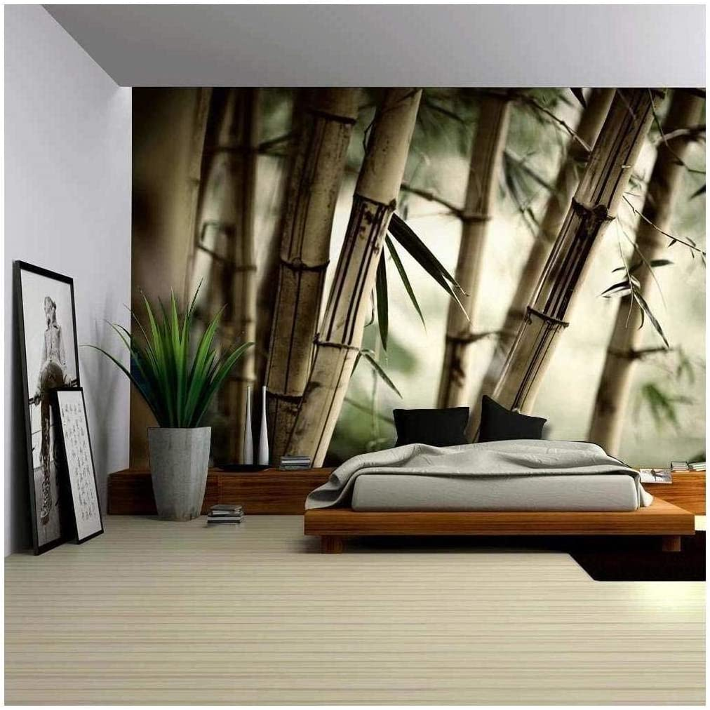 Home Decor wall26 Wall Mural 66x96 inches The Depths of an Autumn Forest Removable Sticker