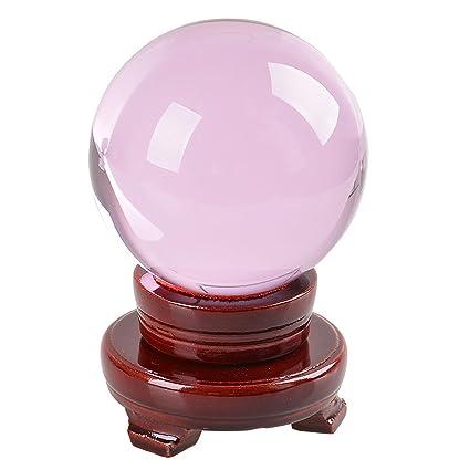 Amazon LONGWIN 150mm59 Inch Big Crystal Ball Healing