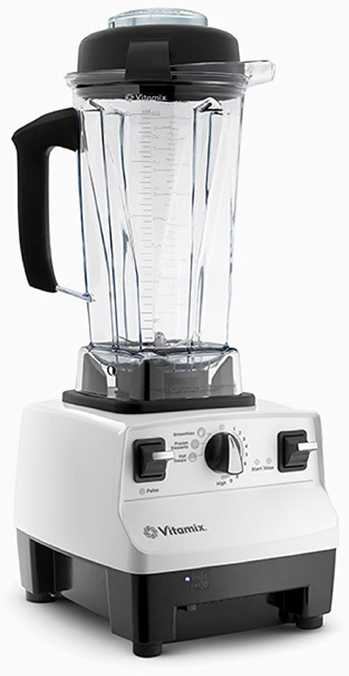 Vitamix 6300: Featuring 3 Pre-Programmed Settings, Variable Speed Control, and Pulse Function