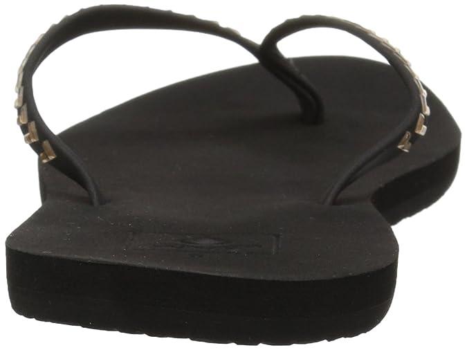 cf96bc049 Amazon.com | Reef Women's Shoe's Bliss Embellish Premium Real Leather | Flip -Flops