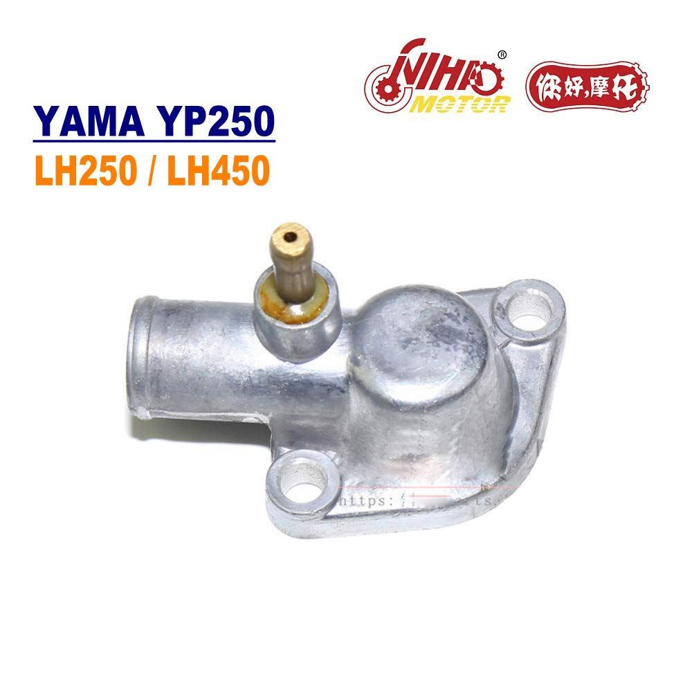 TZ-16 250cc Majesty Thermostat Cap Linhai Parts YP250 LH250 ATV QUAD Chinese Motorcycle Engine Spare Nihao Motor