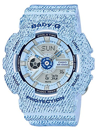 CASIO BABY-G watch BA-110DC-2A3ER by Casio