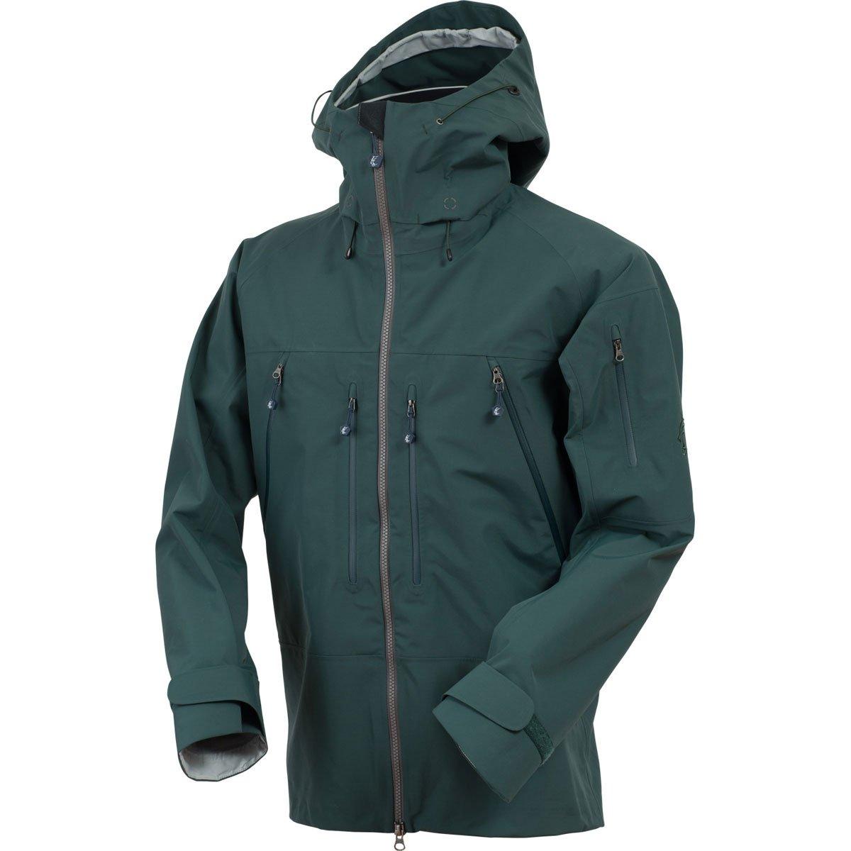 Teton Bros.(ティートンブロス) TBジャケット男性用 17301M B076HGRXS1 M|Deep green Deep green M