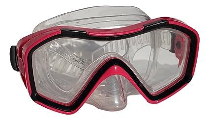 Amazon.com: Adulto nadar anteojos máscara extra Amplia Vista ...