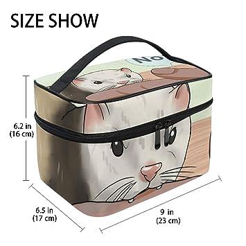 Amazon.com: Bolsa de aseo colgante para mascotas, bolsa de ...