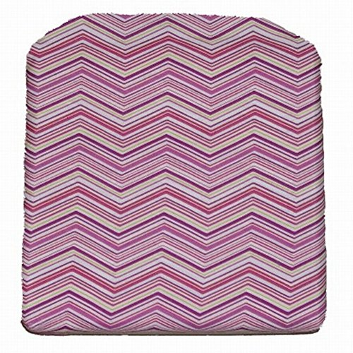 Mainstays Twin Size Sheet Set Pink Zig Zag Chevron Microfiber Sheets Single Bed (Walmart Chevron Bedding)