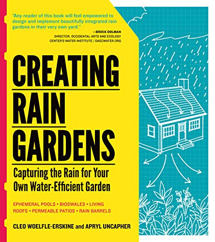 Creating Rain Gardens: Capturing the Rain for Your Own Water-Efficient Garden (Best Irrigation System In The World)