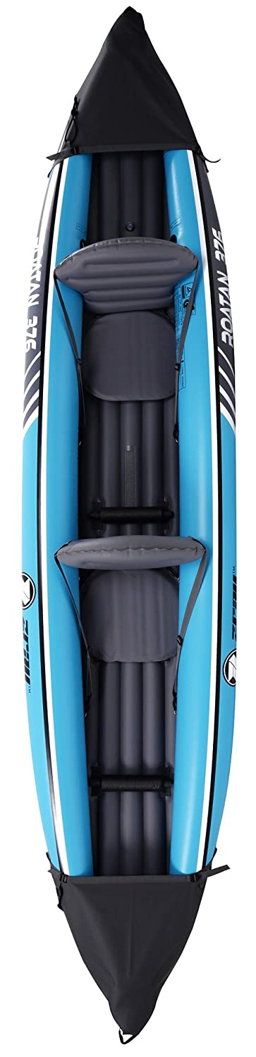 Amazon.com : Z-Ray Roatan 2-Person Inflatable Kayak Set : Sports & Outdoors
