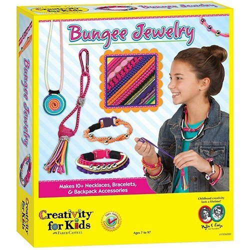 Creativity For Kids Bungee Jewelry