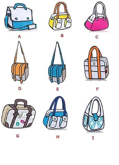 Amazoncojp 絵のようなバッグ イラストのようなかばん K シューズ