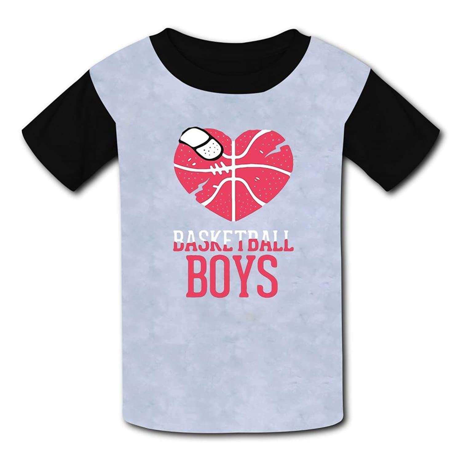 Top Basketball Boys Light Weight T-Shirt 2017 The Latest Version for Kidsfree Postage for cheap