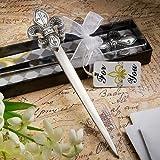 Exquisite Fleur di Lis letter opener