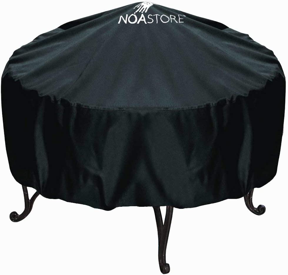 Noa Store 30-inch Round Fire Pit Cover