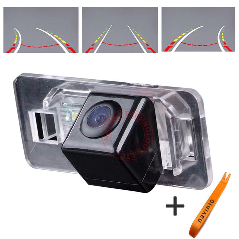 Greatek C/ámara de visi/ón trasera con luz de matr/ícula HD para X1 X3 X5 X6 M3 M1 E39 E46 E91 E88 E53 Autokamera car camera