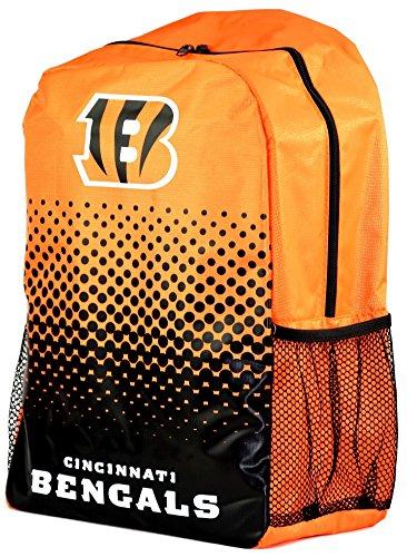 Cincinnati Bengals Rucksack - NFL Football Fanartikel Fanshop