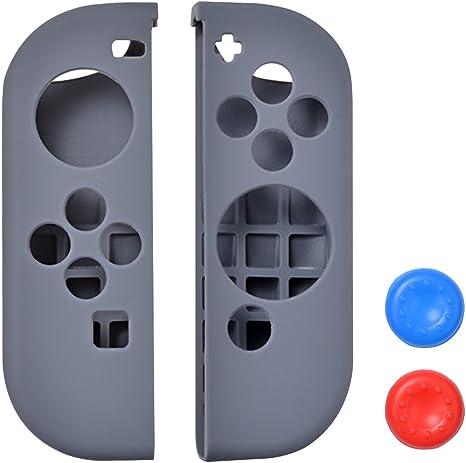 Joy Con Silicona Funda para Nintendo Switch, Sunix Joy Con Gel ...