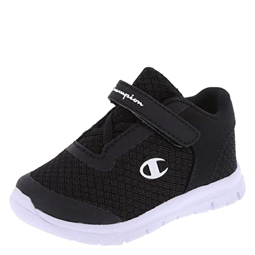 f966e4f6e6fff Champion Boy s Black White Infant Gusto Crosstrainer Infant Size 1 Wide   Amazon.ca  Shoes   Handbags