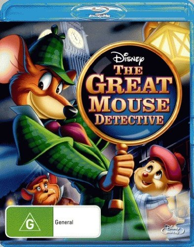 Basil the Great Mouse Detective [NON-USA Format / PAL / Region B Import - Australia]