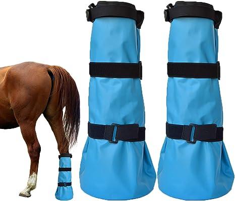 Horse Hoof Soaking Bag Poultice Boot Equine Hoof Soaker Hoof Soak Bag