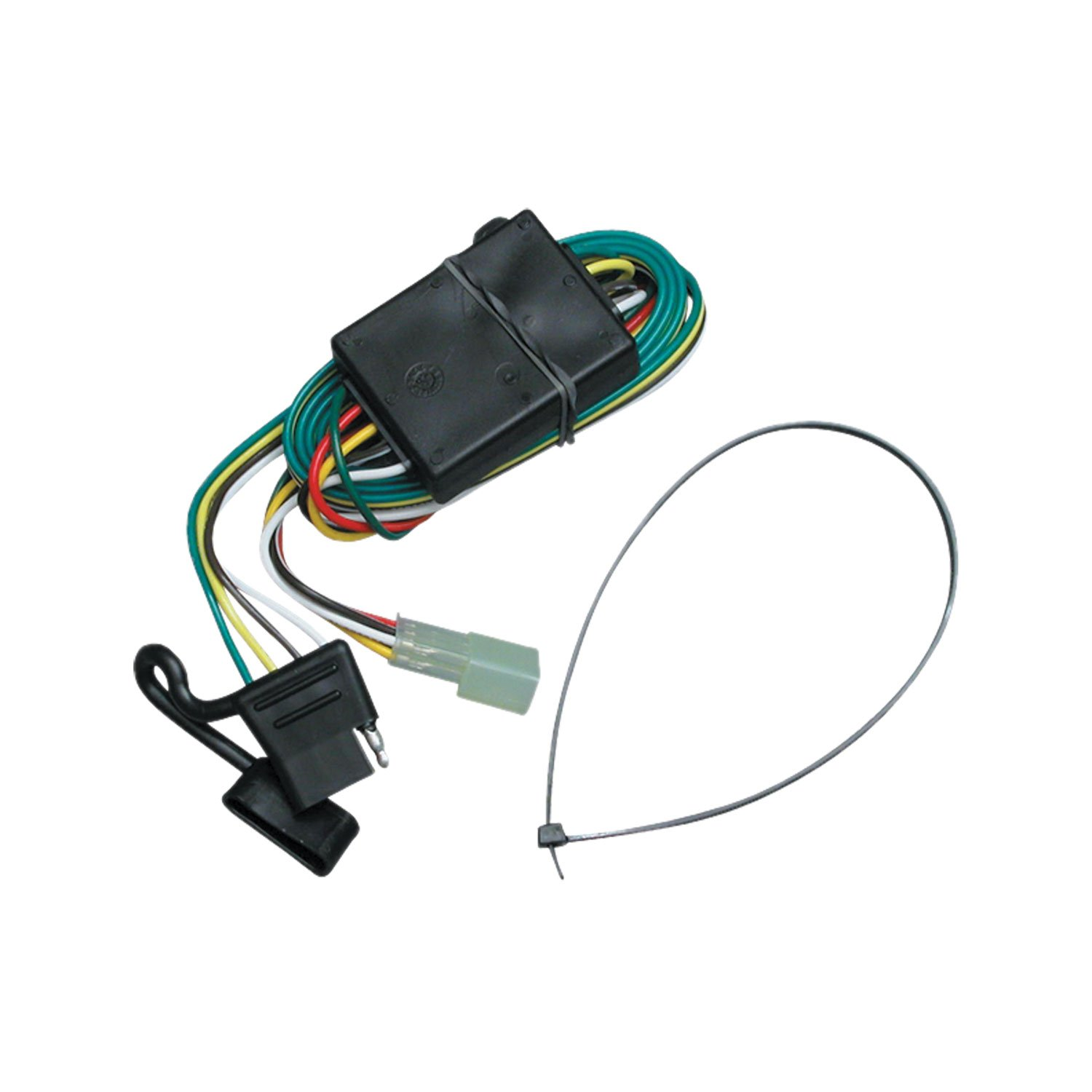 Tow Ready 118372 T One Connector With Converter Automotive Tekonsha Tconnector Wiring Harness 118300