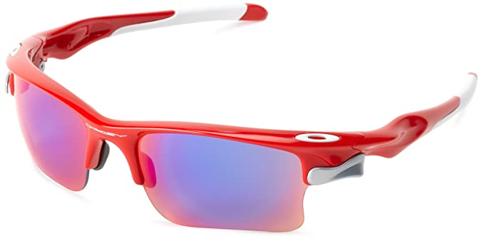oakley fast jacket  Amazon.com: Oakley Fast Jacket XL OO9156-16 Iridium Sport ...