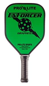 Pro Lite Sports Enforcer Graphite Pickleball Paddle