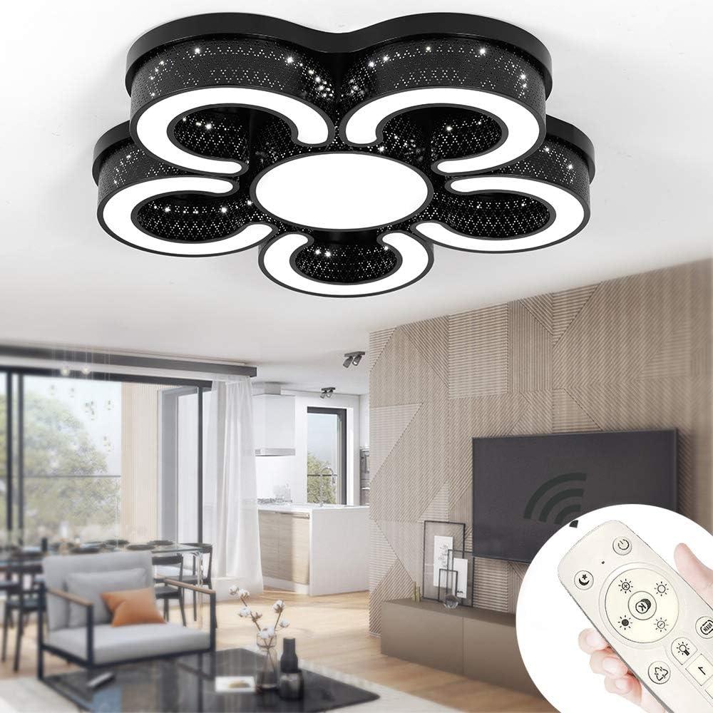 COOSNUG 9W Kaltweiß Ultraslim LED Deckenleuchte Modern