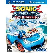 Sonic & All-Stars Racing Transformed PlayStation Vita