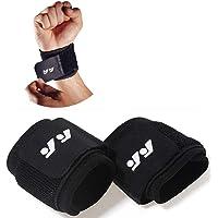 DSTong Polsbandages polsondersteuning, polsbandage voor fitness, bodybuilding, krachtsport & crossfit - voor vrouwen en…
