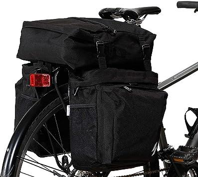 Bolsa de Bicicleta 3 en 1 Bolsos del Tronco de la Bici Bolsa de ...