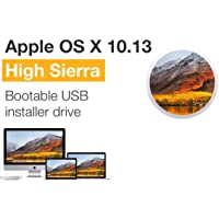Mac OS High Sierra 16 GB Bootable Pendrive Upgrade Recovery