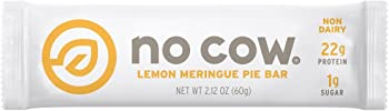 The No Cow Bar Lemon Meringue Pie (12 Bars)