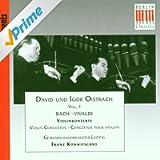 Bach: Violin Concertos BWV 1042, 1043, 1052 & Vivaldi: Concerto for 2 Violins