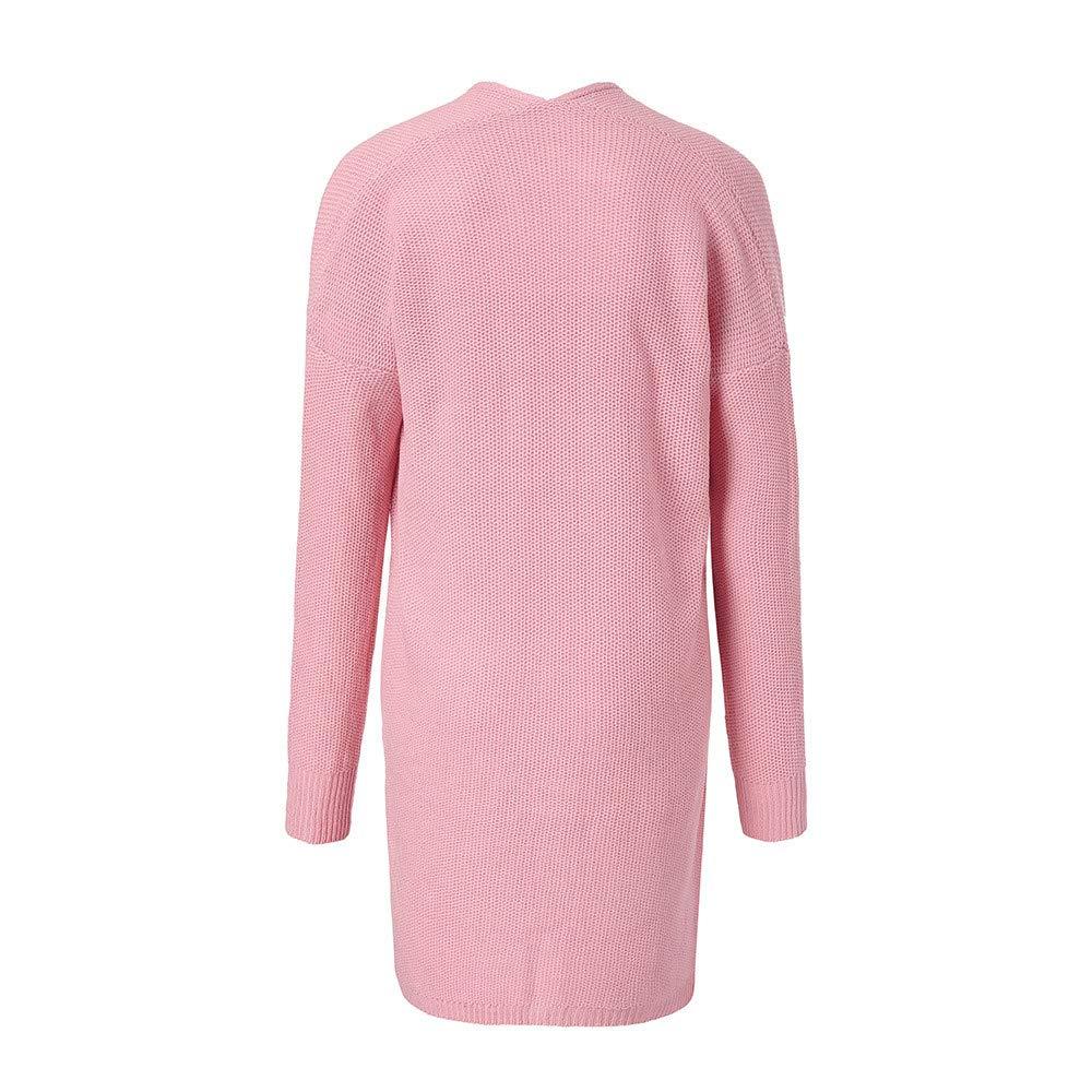AOJIAN Women Hoodie Long Sleeve Hooded Warm Solid Casual Sweater Pullover