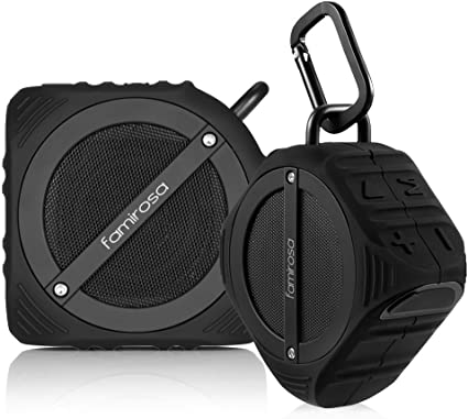 Bluetooth Speakers Portable Wireless,Loud Stereo Sound Bluetooth Speakers,Built-in-Mic,Portable Wireless Speaker for Home//Travel//Shower//Car//Outdoors